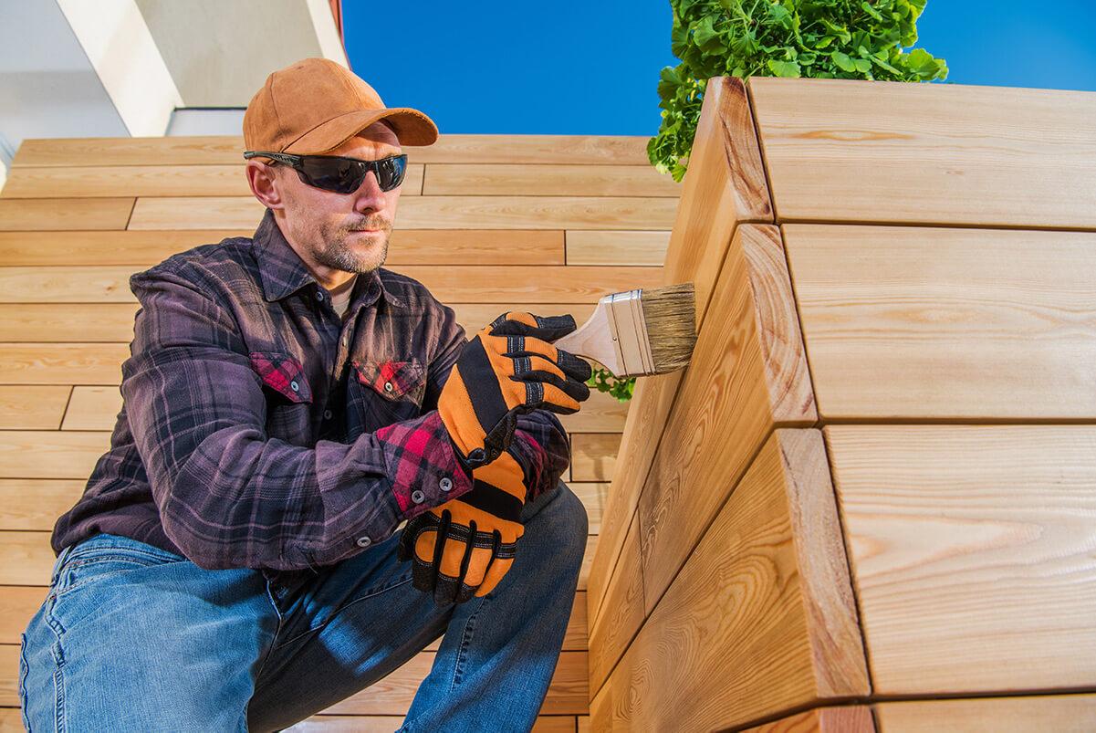 Deck Cleaning & Restoration | Affordable Pressure Wash Solutions